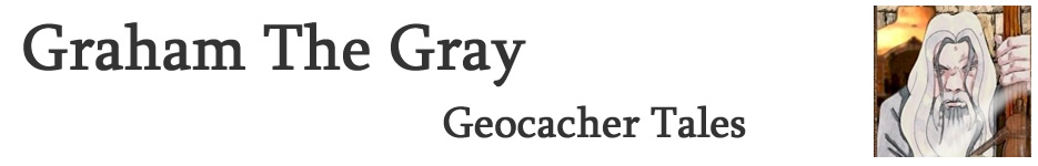 GrahamtheGray geocacher